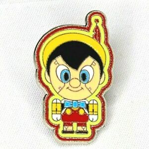 Disney Booster Trading Pin HKDL Toy Factory Robot Pinocchio 2016 121391