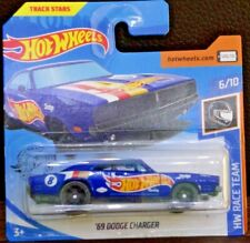 Hot wheels '69 Dodge Charger HW Race Team 6/10 2019 243/250 FYC73-F521