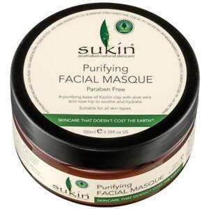 Sukin Purifying Facial Mask 100ml