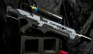 """Not a Flamethrower Tactical Torch """"Feeling Grey"""""""