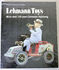 Jurgen & Marianne Cieslik LEHMANN TOYS Spielzeug history collector's guide