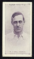 Wills FOOTBALL SERIES 1902 #03 W.J. Oakley CORINTHIANS *Good Condition*