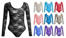Unbranded Lace Long Sleeve Tops & Shirts for Women
