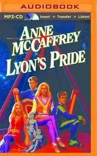 Rowan/Damia: Lyon's Pride 4 by Anne McCaffrey (2015, MP3 CD, Unabridged)