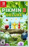 Pikmin 3 Deluxe - Nintendo Switch New