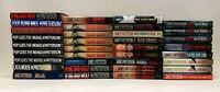 BUILD A LOT: Alex Cross James Patterson HC Books: CHOOSE TITLES FREE SHIP