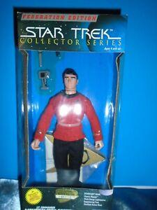 "Star Trek LT. COMMANDER MONTGOMERY SCOTT FEDERATION EDITION 9"" Action Figure"