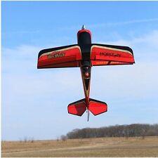 Eflite E-flite Beast 60e Biplane RC Remote Control Balsa Airplane ARF EFL9000