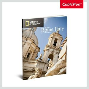National Geographic Rome The Colosseum 3D Puzzle