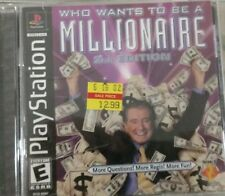 Who Wants to Be a Millionaire: 2nd Edition (Sony PlayStation 1, 2000)