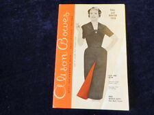Vintage 1958 Alison Bowes Mail Order Fashion Catalog A86