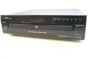 DENON DN-C200 Processional 5 Disc Stereo Compact Disc Changer ** SERVICED *
