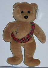 Celebrity Bears # 5 Mel Gibson beanie bag bear from Patriot