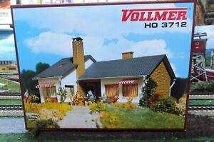 Vollmer 3712  Spur H0 Bungalow Mint und OVP
