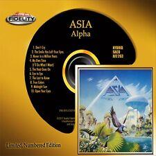 ASIA - Alpha - Hybrid SACD - Audio Fidelity - AFZ263
