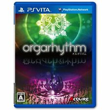 Used PS Vita Orgarhythm Japan Import (Free Shipping)