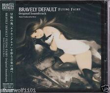 New Revo Bravely Default Flying Fairy Original Soundtrack [2CD] SQEX10333 Japan