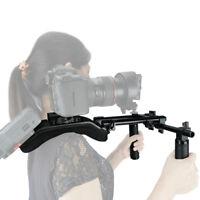 NICEYRIG Portable Shoulder Pad fr Video Rig Support DSLR Stabilizer Follow Focus
