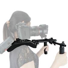 NICEYRIG Portable Shoulder Pad Rig Support DSLR Stabilizer fr Video Follow Focus