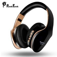 Wireless Headset Bluetooth 5.0 MP3 FM Bass Stereo Noise Reduction Game headphone