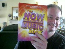 THE NOW THATS WHAT I CALL MUSIC HARDBACK IDEAL CHRISTMAS STOCKING FILLER