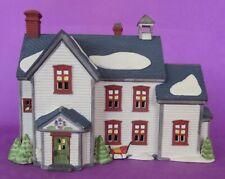 Dept 56- New England Village-Pennsylvania Dutch Farmhouse- #56480- Nib