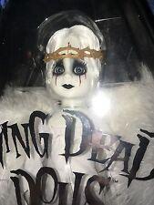 Living Dead Dolls Resurrection Rain Sealed Exclusive SDCC Mezco White Variant