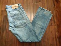 G Star Victor Straight Leg Jeans Men's 34 Waist 34 Inseam
