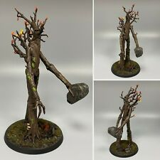 GAMES WORKSHOP LORD OF THE RINGS THE HOBBIT ENT TREEMAN TREELORD PAINTED