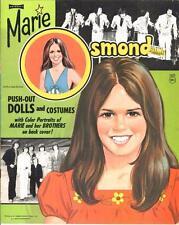 VINTAGE UNCUT 1973 MARIE OSMOND PAPER DOLLS ~CUTE HD LASER REPRODUCTION~ LO PR