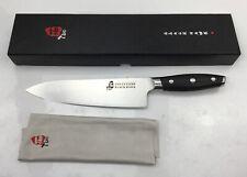 """Tuo, Black Hawk 8"""" Chef's Knife"""