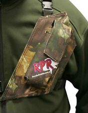 RPR GPS/UHF HOLSTER SINGLE CAMO HOUND PIG HUNTING **FREE SHIPPING AUST WIDE**