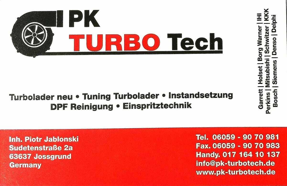 PK TURBO Tech