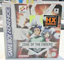 ZONE OF THE ENDERS GTHE FIST of Mars Game Boy Advance GBA EUROPE NEW FAST SHIP