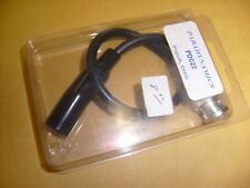 Para Dynamics PDC22 cable cord w/ bnc connector NOS from ham radio shop / A9