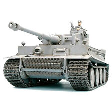 Tanque de Tamiya RC 56010 Tiger I temprano completo kit de montaje de la opción 1:16