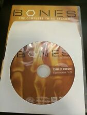 Bones - Season 3, Disc 1 REPLACEMENT DISC (not full season)