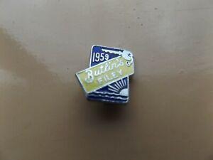Butlins Filey 1959 lapel badge