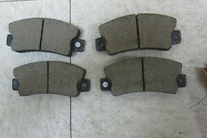 RENAULT 1972-79   R12  R17 COUPE FRONT DISC BRAKE PADS