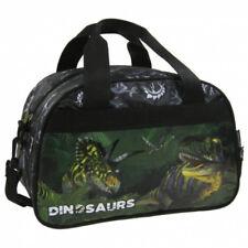 838b9c8deb35a Dinosaurier Dino Kinder Sporttasche ca. 34 cm Schultertasche Tasche T Rex
