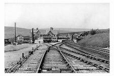 pt2082 - Dent Railway Station , Yorkshire - photograph 6x4