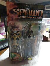 1999 Mcfarlane Spawn The Dark Ages Mandarin Spawn The Scarlet Edge Action Figure