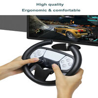 For Playstation5 PS5 Racing Games Controller Gamepad Steering Wheel Stand
