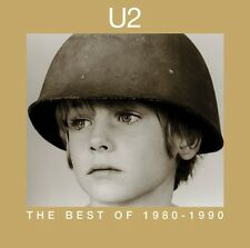 U2 - Best of 1980-1990 [New CD]