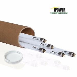 iPower 2FT 4FT 2700K 6400K 24W 54W T5 Fluorescent Grow Light Bulbs - Pack of 5