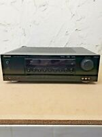 Vintage Sherwood RD-7100 Stereo Receiver Amplifier, TESTED, NO REMOTE
