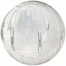 Lee's Kritter Krawler Jumbo Exercise Ball 10-Inch Clear
