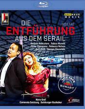Mozart: Die Entfuehrung aus dem Serail [Blu-ray], New DVDs