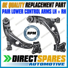 PAIR Mazda CX7 CX-7 ER 11/06-11 Front Lower Control Arms with Bushes LEFT+RIGHT