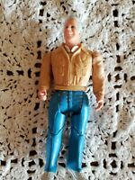 """Vintage Hannibal A-Team Action Figure  1983  6"""" Loose 1980s Cannell  galoob"""